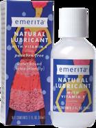 Emerita Natural Lubricant with Vitamin E