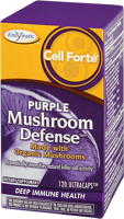 Enzymatic Therapy Cell Forte Purple Mushroom Defense