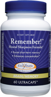 Enzymatic Therapy Remember! Mental Sharpness Formula