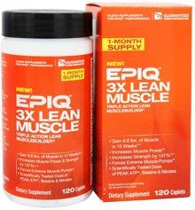EPIQ 3X Lean Muscle