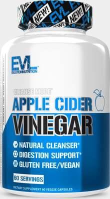 EVLution Nutrition CleanseMode Apple Cider Vinegar