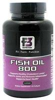 F3 Nutrition Fish Oil 800