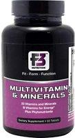 F3 Nutrition Multivitamin & Minerals