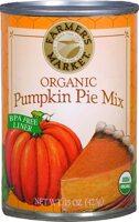 Farmers Market Foods Organic Pumpkin