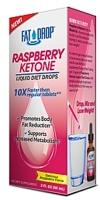 Fat Drop Raspberry Ketones Liquid Diet Drops