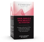 Fembody Nutrition Hair, Nails & Skin Beauty Activator