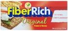 FiberRich Original Bran Crackers
