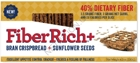 FiberRich Plus Bran Crispbread Plus Sunflower Seeds