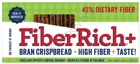 FiberRich Plus Bran Crispbread