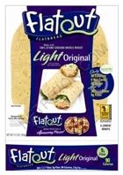Flatout Bread Light Wraps