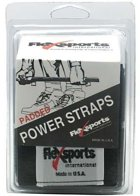 Flex Sports Padded Power Straps
