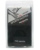 Flex Sports Pro Leather Sports Gloves