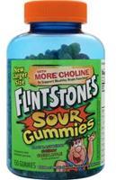 Flintstones Sour Gummies