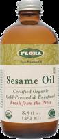 Flora Organic Sesame Oil