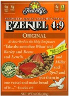 Food For Life Ezekiel 4:9 Sprouted Whole Grain Cereal