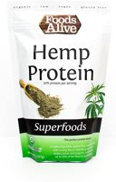 Foods Alive Hemp Protein Powder Raw