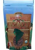 FunFresh Foods Organic World Berries Cacao Nibs