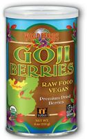 FunFresh Foods Organic World Berries Goji Berries