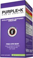 Fusion Bodybuilding Purple-K