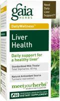 Gaia Herbs Liver Health