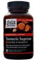 Gaia Herbs System Support - Turmeric Supreme