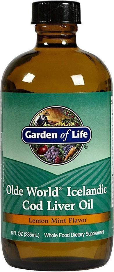 Garden Of Life Cod Liver Oil News Prices At Priceplow
