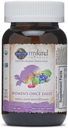 Garden Of Life Dr Formulated Probiotics Once Daily Women S