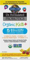 Garden of Life Dr. Formulated Probiotics - Organic Kids