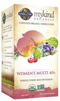 Garden of Life Kind Organics - Women's Multi 40+