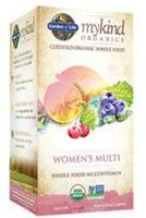 Garden of Life Kind Organics - Women's Multi