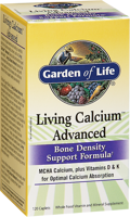 Garden of Life Living Calcium Advanced