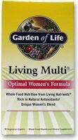 Garden of Life Living Multi - Optimal Women's Formula