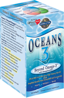 Garden of Life Oceans 3 Beyond Cod Liver Oil