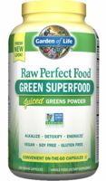 Garden of Life Perfect Food RAW Green Superfood Juiced Greens