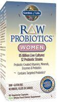 Garden of Life Raw Probiotics - Women