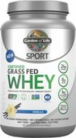 Garden of Life Sport Certified Grass Fed Whey