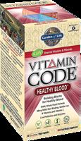 Garden of Life Vitamin Code - Healthy Blood