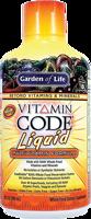 Garden of Life Vitamin Code - Liquid Multivitamin Formula