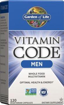 garden of life vitamin code men - Garden Of Life Vitamins