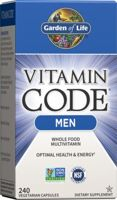 Garden of Life Vitamin Code - Men