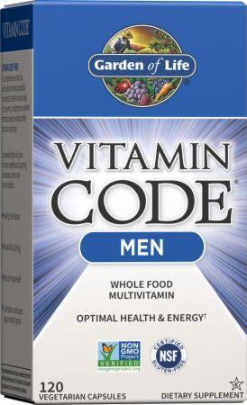 Garden Of Life Vitamin Code Men Save At Priceplow