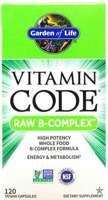 Garden of Life Vitamin Code - Raw B-Complex