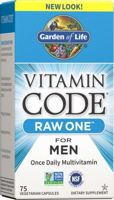 Garden of Life Vitamin Code - Raw One For Men