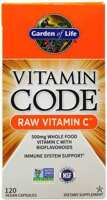 Garden of Life Vitamin Code - Raw Vitamin C