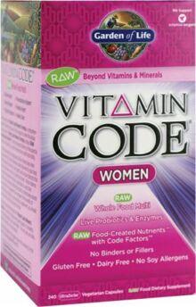 Garden Of Life Vitamin Code Women Save At Priceplow