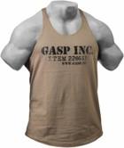 GASP Deep Cut Tank