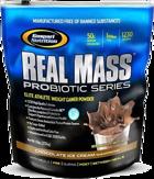 Gaspari Nutrition Real Mass Probiotic Series