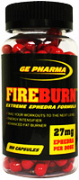 GE Pharma Fireburn Ephedra
