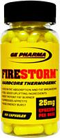 GE Pharma Firestorm Ephedra