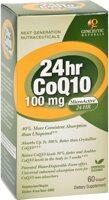 Genceutic Naturals 24hr CoQ10